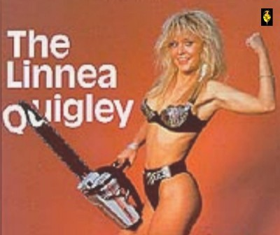 The Linnea Quigley SXS - Totally Nutritious Vegetarian!